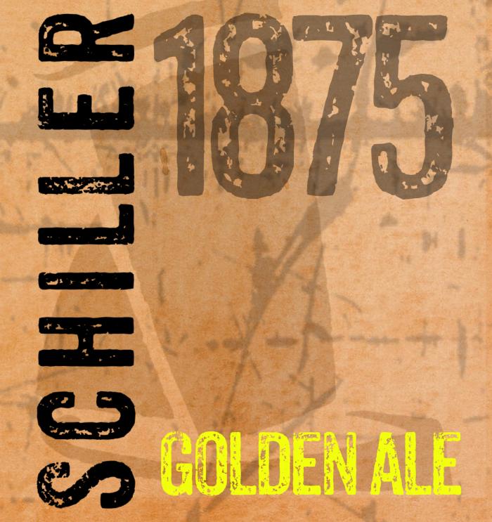 Schiller golden ale logo