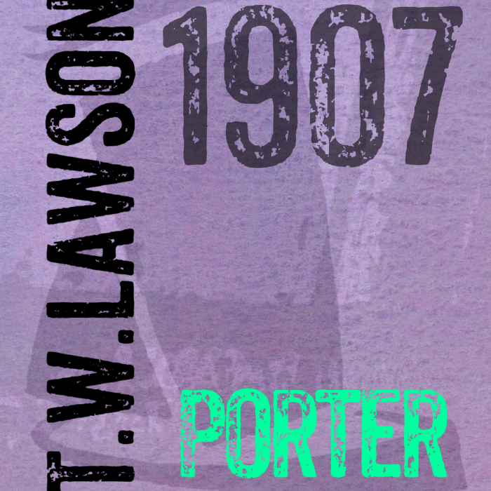 T.W. Lawson porter purple label